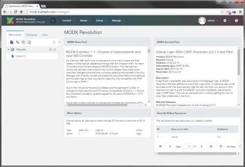 MODX: краща CMS, якої ви ніколи не користувались