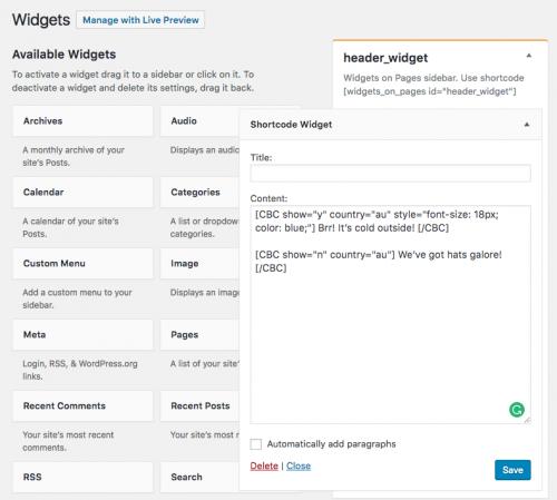 Геотаргетинг контенту в WordPress для персоналізації сайту