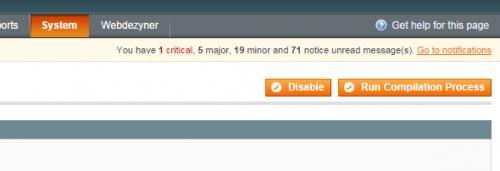 Прискорення і додавання функціональних фрагментів в Magento