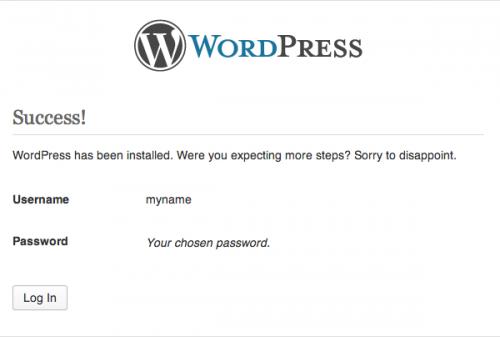 Початок роботи з WordPress: ручна установка WordPress