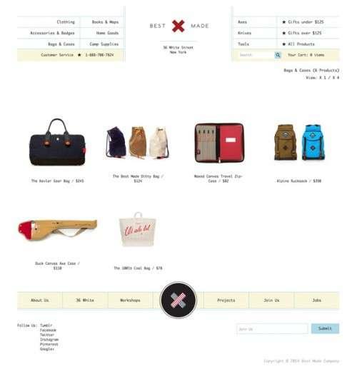 Знайомство веб-дизайнера з Shopify