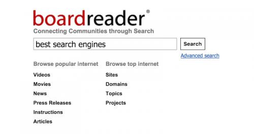 Скажіть до побачення Google: 14 альтернативних пошукових систем