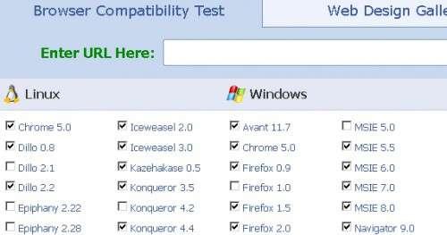 Валідація та тестування сайтів: 20 онлайн-інструментів