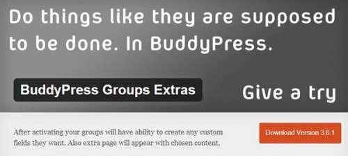 Понад 10 плагінів BuddyPress для розширення соціального функціоналу вашого сайту