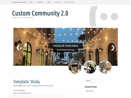 Кращі теми bbPress для форуму або спільноти