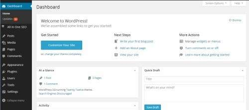 Реліз WordPress 3.8: пять речей, які потрібно знати