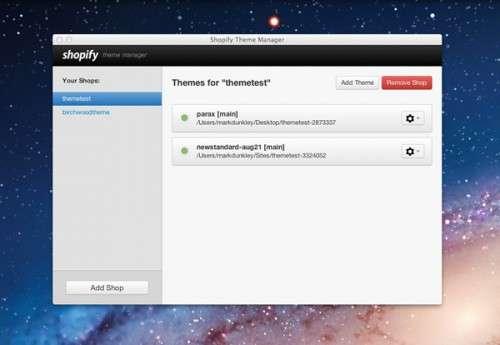 Розвиваємо навички розробки шаблонів Shopify