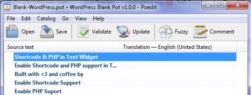 WordPress L10n: як зробити локалізацію плагіна