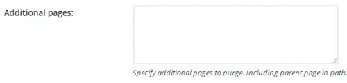 Налаштування плагіна W3 Total Cache: сторінка розширених налаштувань (частина 2)