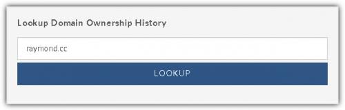 4 онлайн-сервісу для пошуку архівної інформації про WHOIS домену
