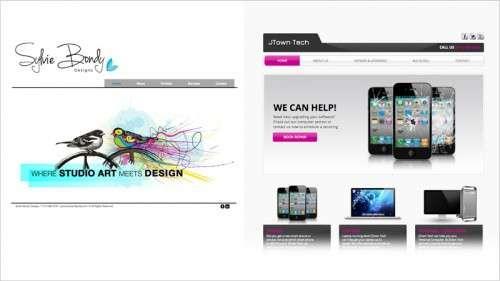 Як правильно використовувати візуальну ієрархію і розмітку веб-сайту