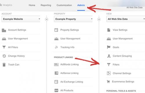 Як блокувати реферальний спам WordPress в Google Analytics?