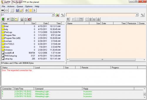 Вибираємо і налаштовуємо кращий безкоштовний FTP - менеджер
