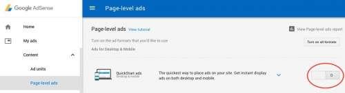 Налаштування Google AdSense на WordPress