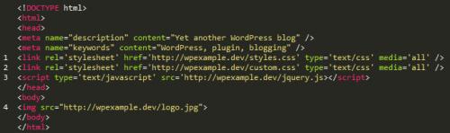 Аналіз HTTP-запитів та впливу їх числа на продуктивність WordPress