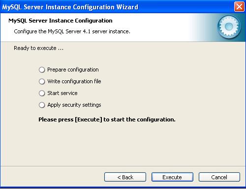 Установка і конфігурація веб сервера Apache з підтримкою PHP, JSP і MySQL на Windows XP