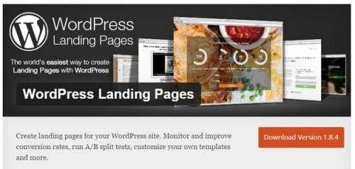10 кращих WordPress-плагінів для створення посадкових сторінок