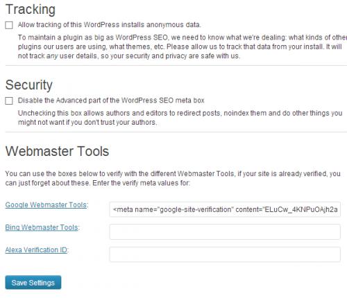 Керівництво з використання плагіна WordPress SEO by Yoast для новачків: налаштування