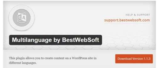 12 кращих плагінів WordPress для перекладу