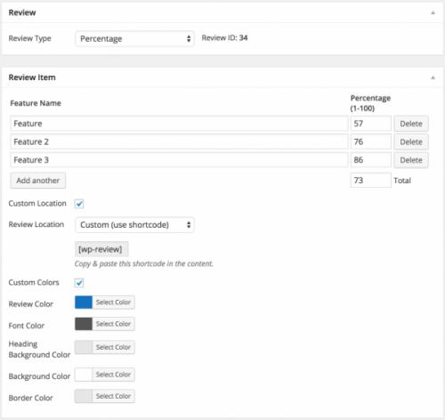 Кращі WordPress плагіни для рецензування та складання рейтингів
