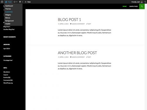 Ласкаво просимо в WordPress 3.9: Що нового і як це працює?