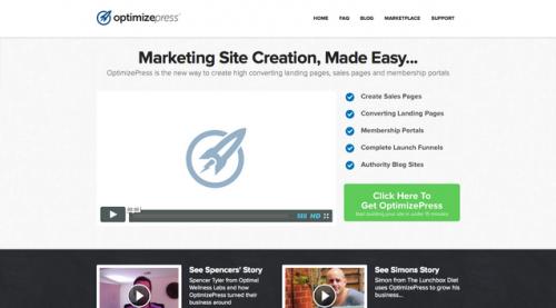 Створення посадкових сторінок в WordPress