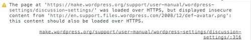 Підтримка SSL в WordPress
