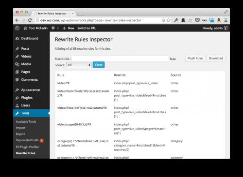 Використання WordPress для розробки веб-додатків: перезапис URL-адрес