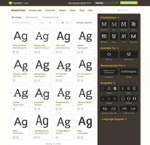 Як за допомогою сервісу покращення якості її роботи додати на свій сайт нові шрифти