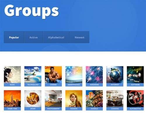 BuddyPress — соціальний WordPress