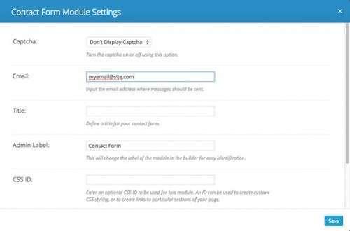 Як додати форму зворотного звязку в WordPress