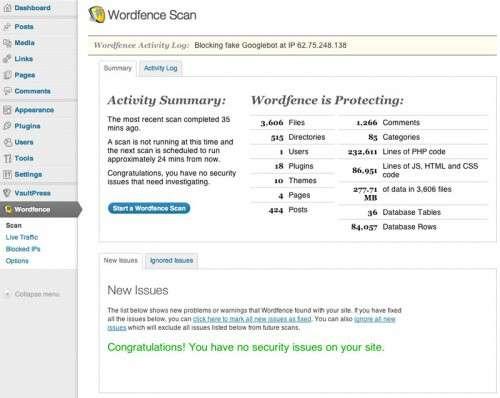 9 плагінів для виявлення шкідливого коду на WordPress-сайті