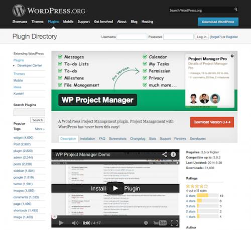 8 кращих плагінів WordPress для управління проектами